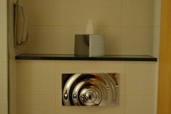 Hilton Reading: Washroom