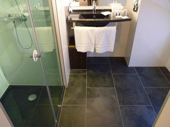 Hotel Escale Oceania : Baño