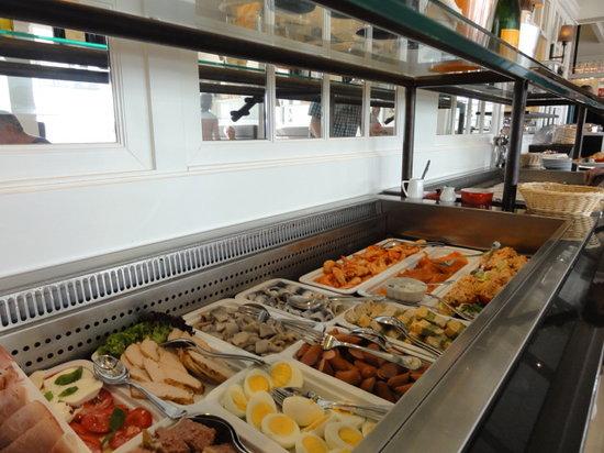 Ara Dune Hotel: buffet