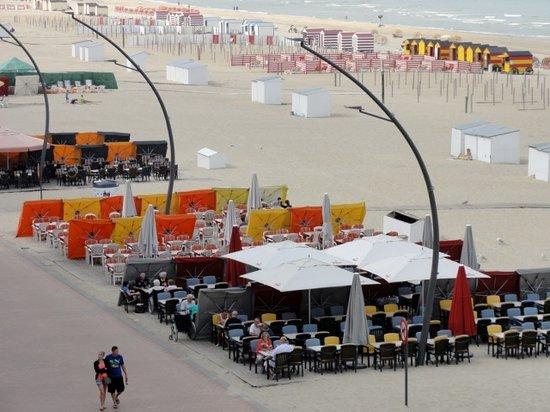 Ara Dune Hotel: boulevard De Panne
