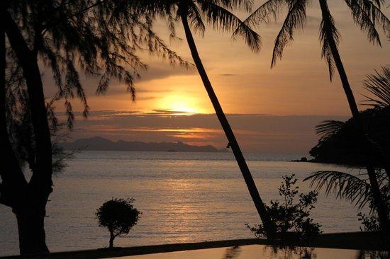 Baan Kilee Villa: Evening at Baan Kilee