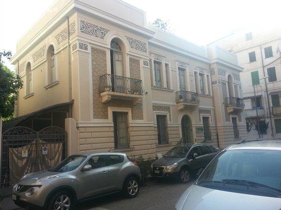B&B Villa Vittoria : Vue façade