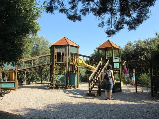 Valamar Club Dubrovnik: Playground area