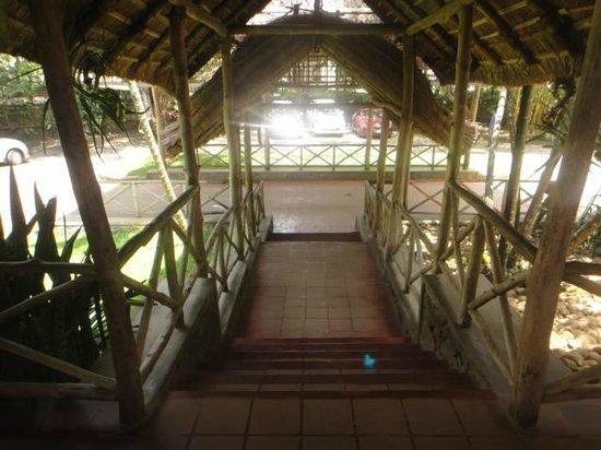 Spice Village: Entrance