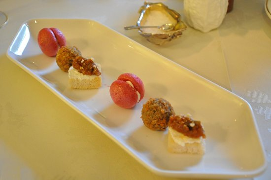 Inverlochy Castle: The marvellous amuse-bouche