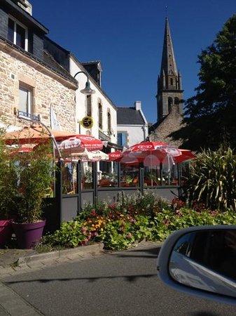 Yelloh! Village Mané Guernehué : Baden town