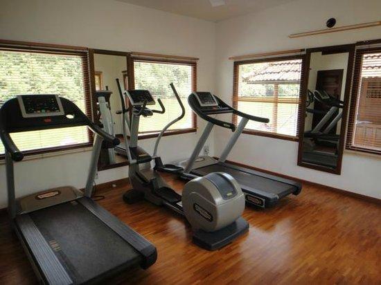 Coconut Lagoon: Gym