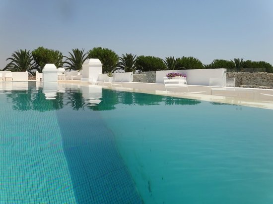 Masseria Bagnara Resort & Spa : piscine