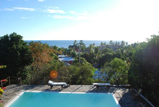 Hotel Benjamin : Pool and ocean view