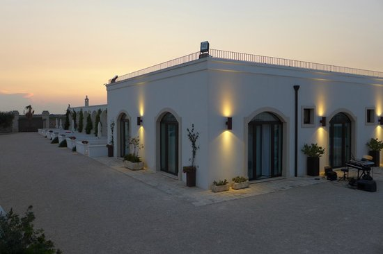 Masseria Bagnara Resort & Spa : SPA