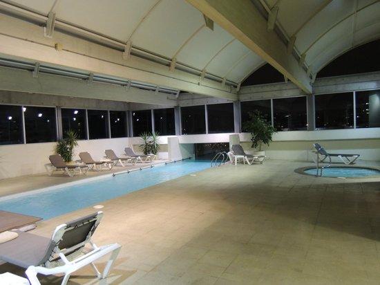 Best Western Premier Marina Las Condes : piscina deliciosa...