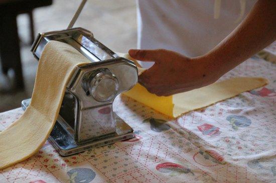 Ecco La Cucina: pasta making