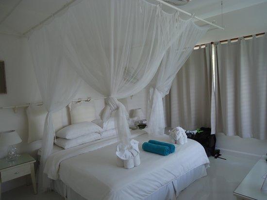 King's Garden Resort: Zimmer unseres Bungalows