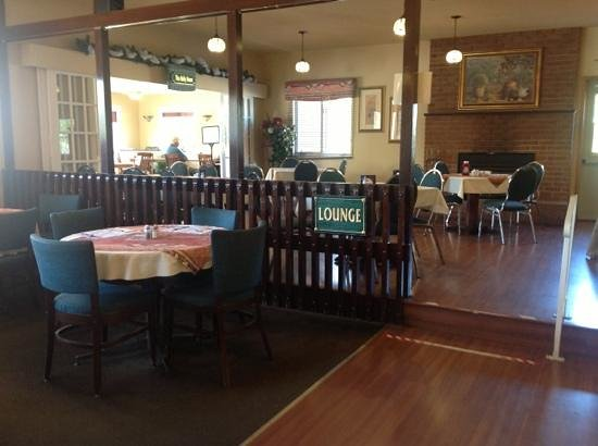 The Clansman Motel : Restaurant
