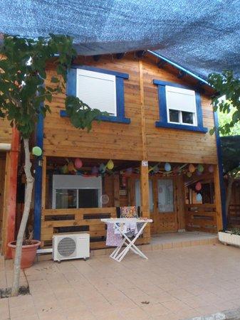 Camping Oasis: Bungalo Suite Villa Paraiso