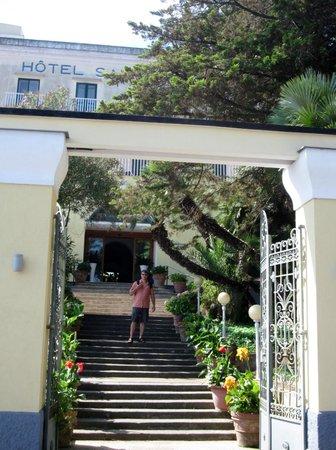 Hotel San Michele : Hotel entrance