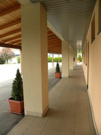 Hotel Arcotel in Casale Monferrato: Parcheggio Coperto
