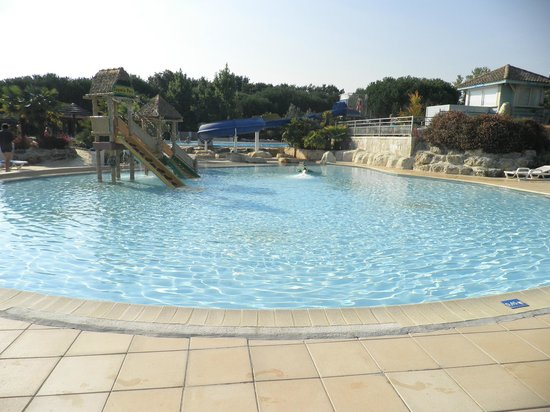Camping Séquoia Parc : Toddler pool
