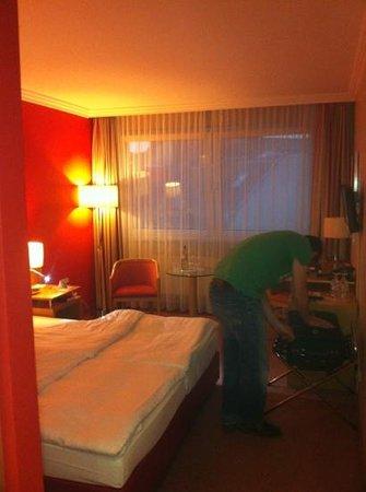 Upstalsboom Hotel Friedrichshain: room 602 standard quiet room