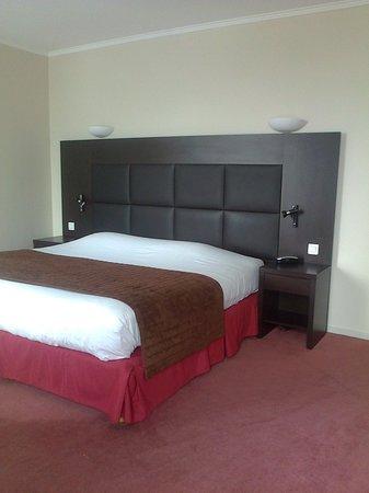 Savoy Hotel Evian: la chambre