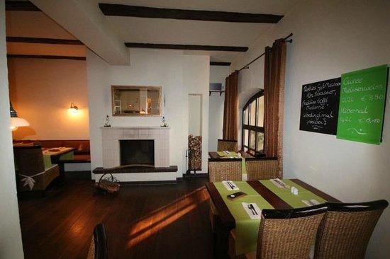 Restaurant Goldenes Fass: Gastronomiebereich