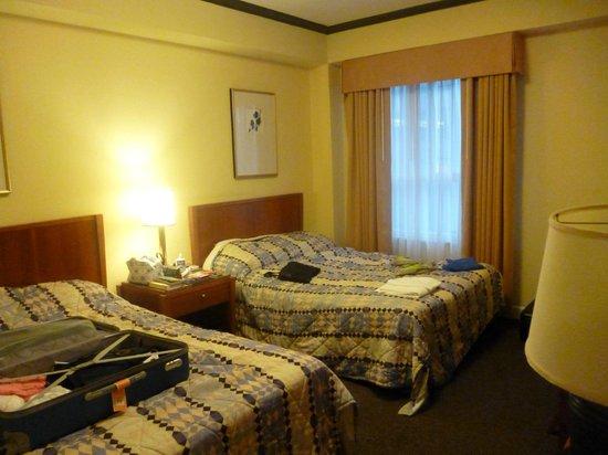 The Embassy Hotel: Doppelzimmer