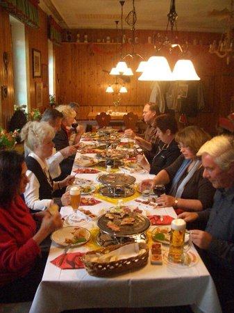 Hotel Gasthof Conrad: Fröhliche Feiern gestalten wir für Sie.