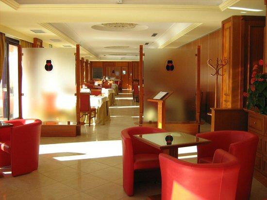 Domus Hotel : Sala per il servizio di ristorazione