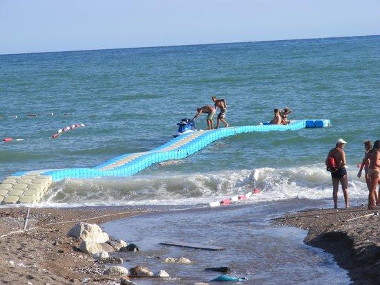 SENTIDO Tara : Amusements aquatiques sur la baie de TARA (Quairiat Thierry)