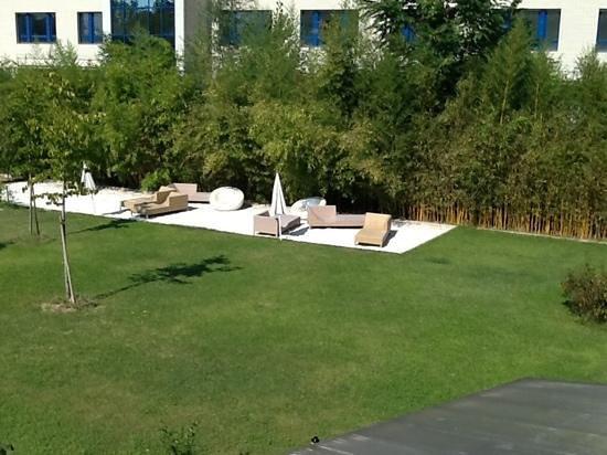 Hotel Langhe: il giardino, oasi di pace!