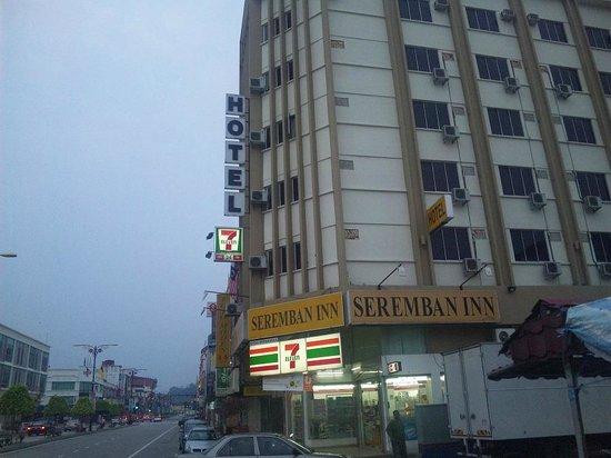 Seremban Inn: Hotel外観