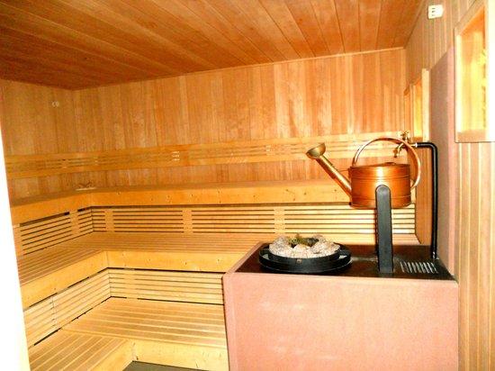 Waldhotel Grüner Baum: Bio-Käuter-Sauna