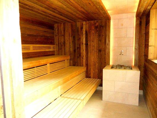Waldhotel Grüner Baum: Finnische Sauna