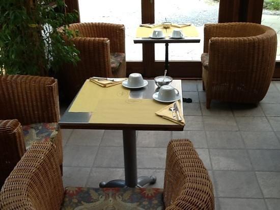 Hotel Langhe: sala breakfast