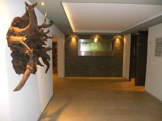Waldhotel Grüner Baum: Spa Bereich