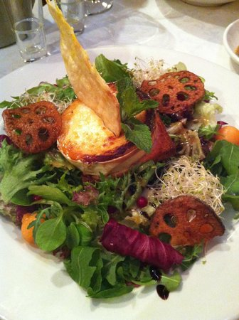 Clazz : Main course - check out the Lotus Root