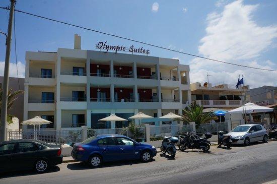 Olympic II: Отель