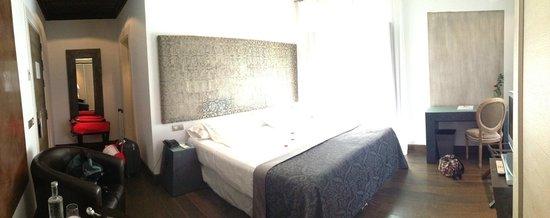 Hospes Palacio del Bailio : Notre chambre