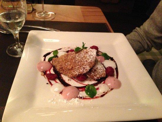 Posthotel Schladming: Diner - dessert
