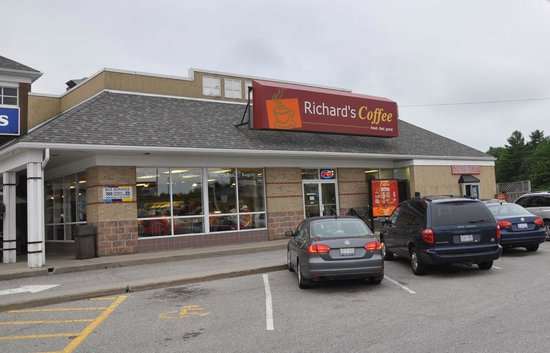 ‪Richards Coffee‬