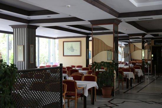 L'Etoile Hotel: Dining