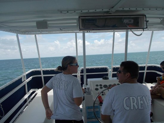A Deep Blue Dive Center: The Crew