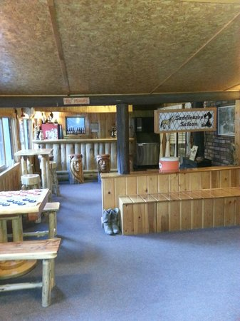 Bill Cody Ranch: Bar