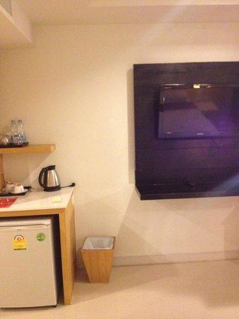 Aspery Hotel Room