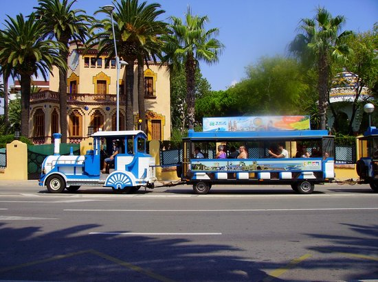 H10 Vintage Salou : local train full cicular route for 3 euro