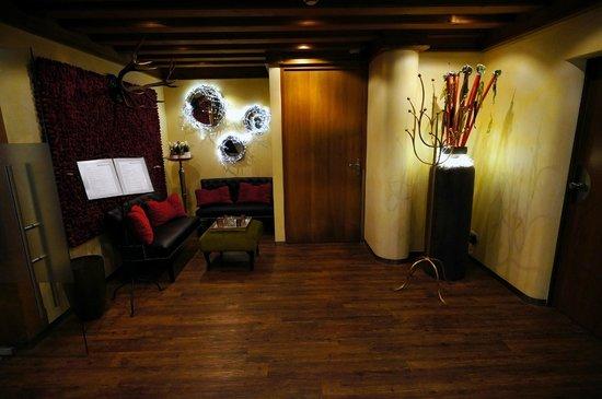 Hotel Sonne: Hotel Interior
