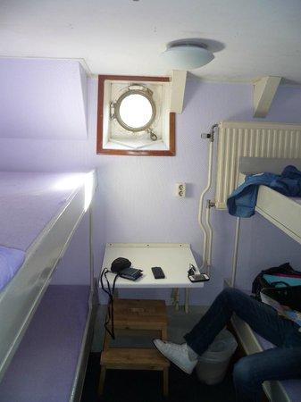 Gustav Af Klint Hotel/Hostel: la chambre