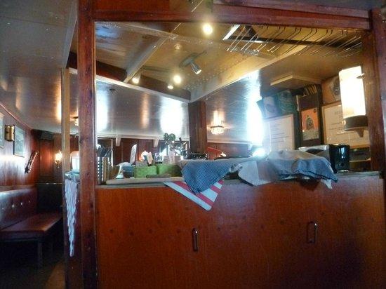 Gustav Af Klint Hotel/Hostel: la salle à manger avec le buffet du petit déjeuner