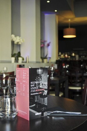 Le Nibbling: Nibbling restaurant