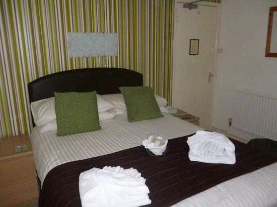 The Havelock: Our room